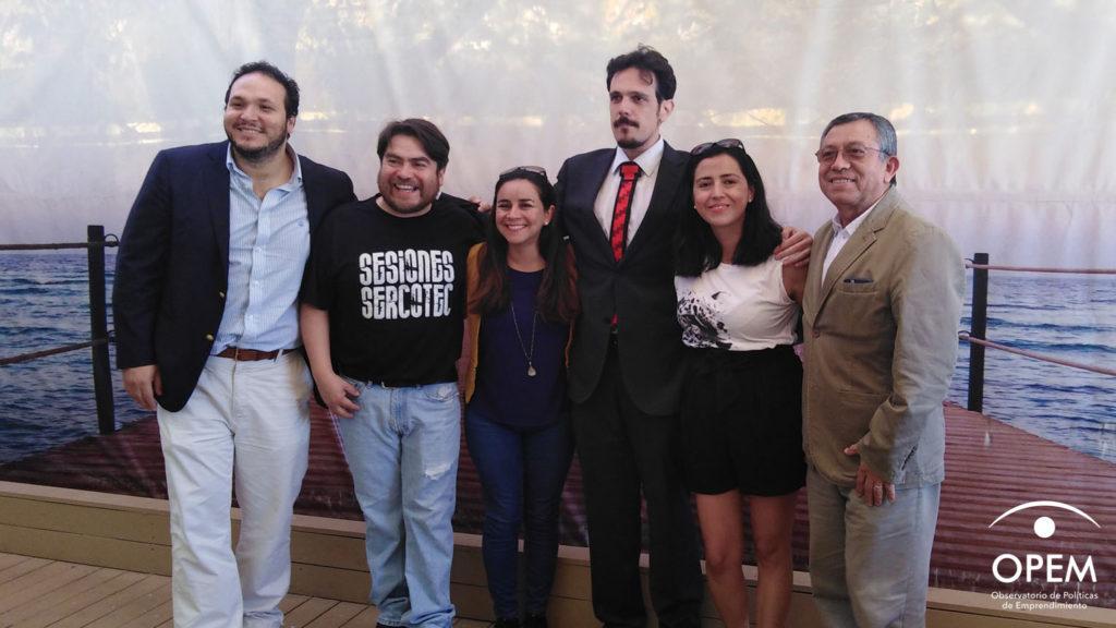 Sesiones Sercotec Coquimbo