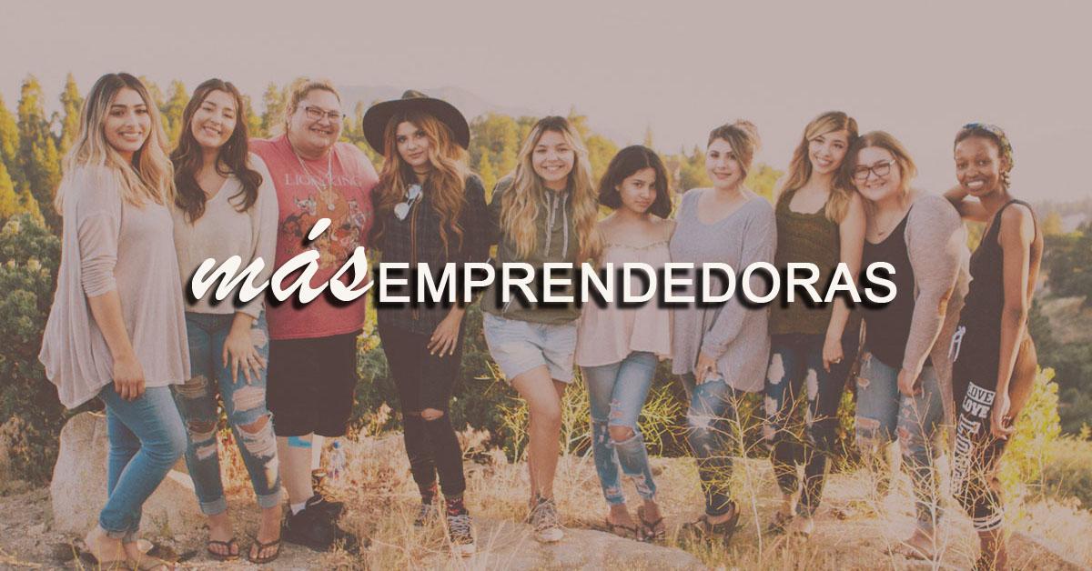 Más emprendedoras Chile