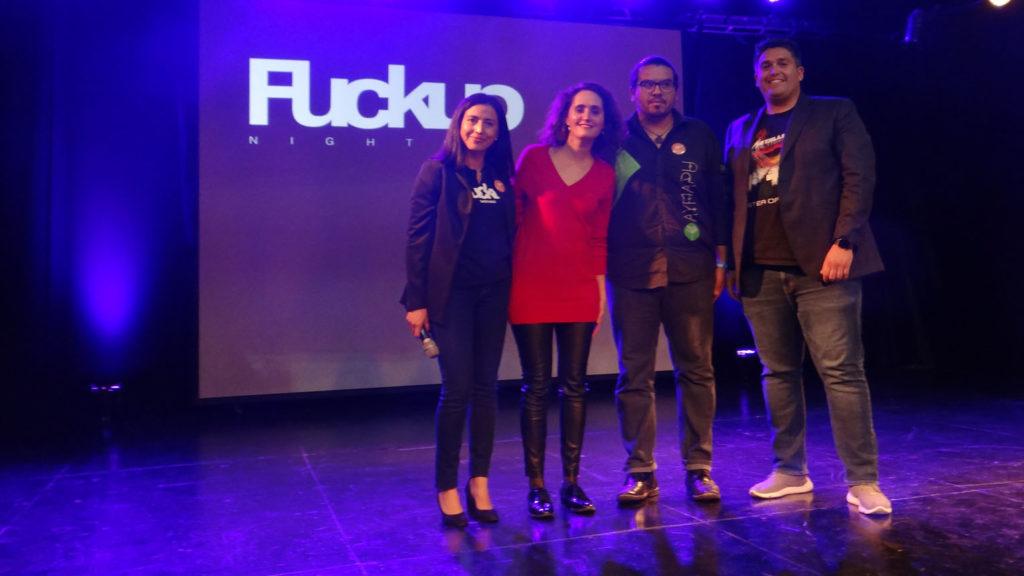 Fuckup NIghts Santiago Vol XVIII
