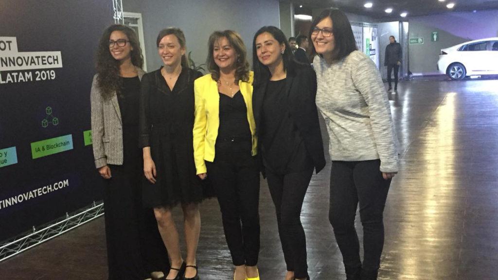 Panel de Liderazgo de la Mujer en la Tecnología - IoT Innovatech Latam 2019