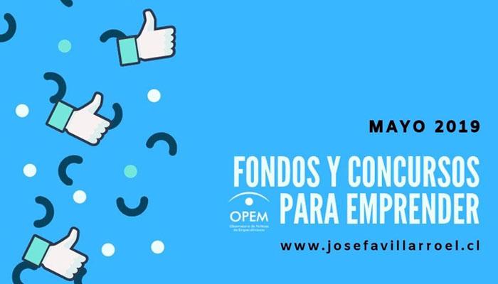 Reporte para Emprender en Mayo - Chile