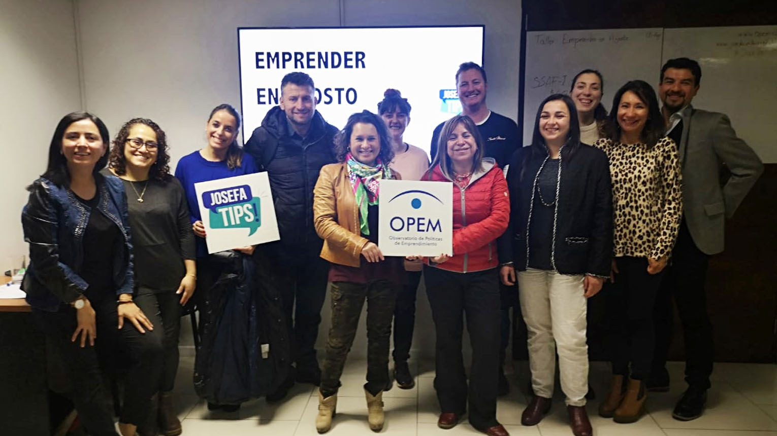 Taller Emprender en Agosto en Global Space