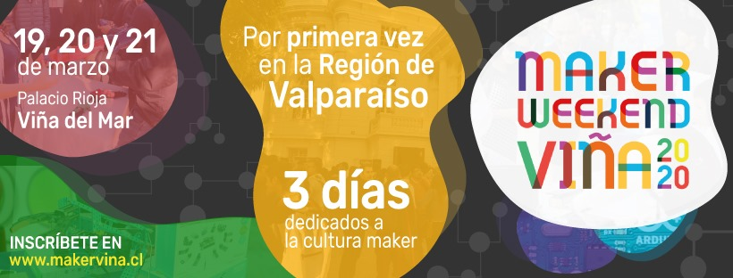 Maker Weekend Viña 2020