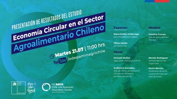 Seminario Economia Circular sector agroalimentario chileno - ODEPA